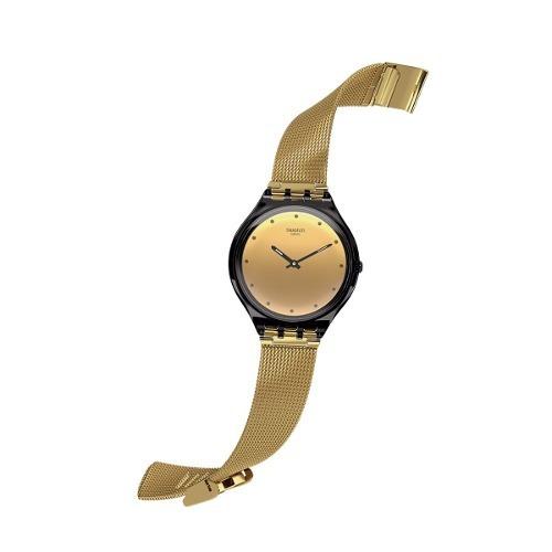 reloj swatch skin skinmoka svoc100m | original envío gratis