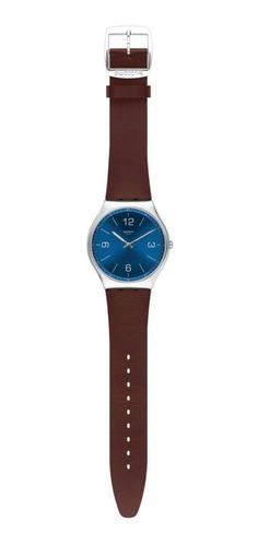 reloj swatch skin skinwind ss07s101 hombre