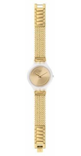 reloj swatch skinglance large svow104ga | envío gratis