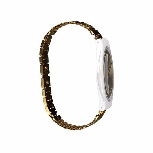 reloj swatch skinglance small svow104gb | envío gratis