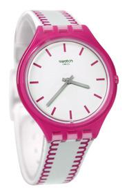 AnalógicoDe Swatch Tablero Color Reloj Skinpunch Svop102 WHYeD29IE