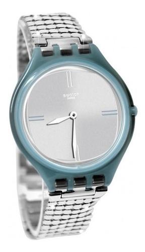 reloj swatch skinscreen svom101ga | original envío gratis