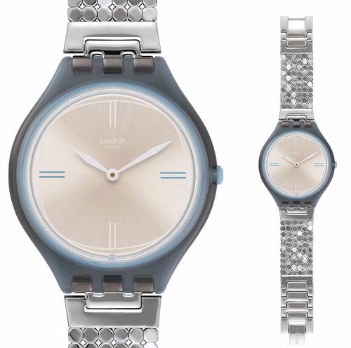 reloj swatch skinscreen svom101gb | original envío gratis
