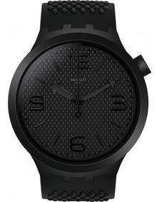 So27b100 Bold Big Agente Reloj Bbblack Swatch Oficial QthsdrC