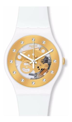 reloj swatch sunray glam suoz148 | original envío gratis