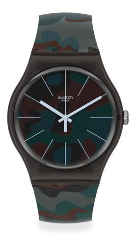 reloj swatch suob175 camoucity