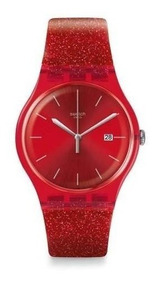 Reloj Suor401 Oficial MujerAgente Swatch Passion Glitter oEBxWdQreC