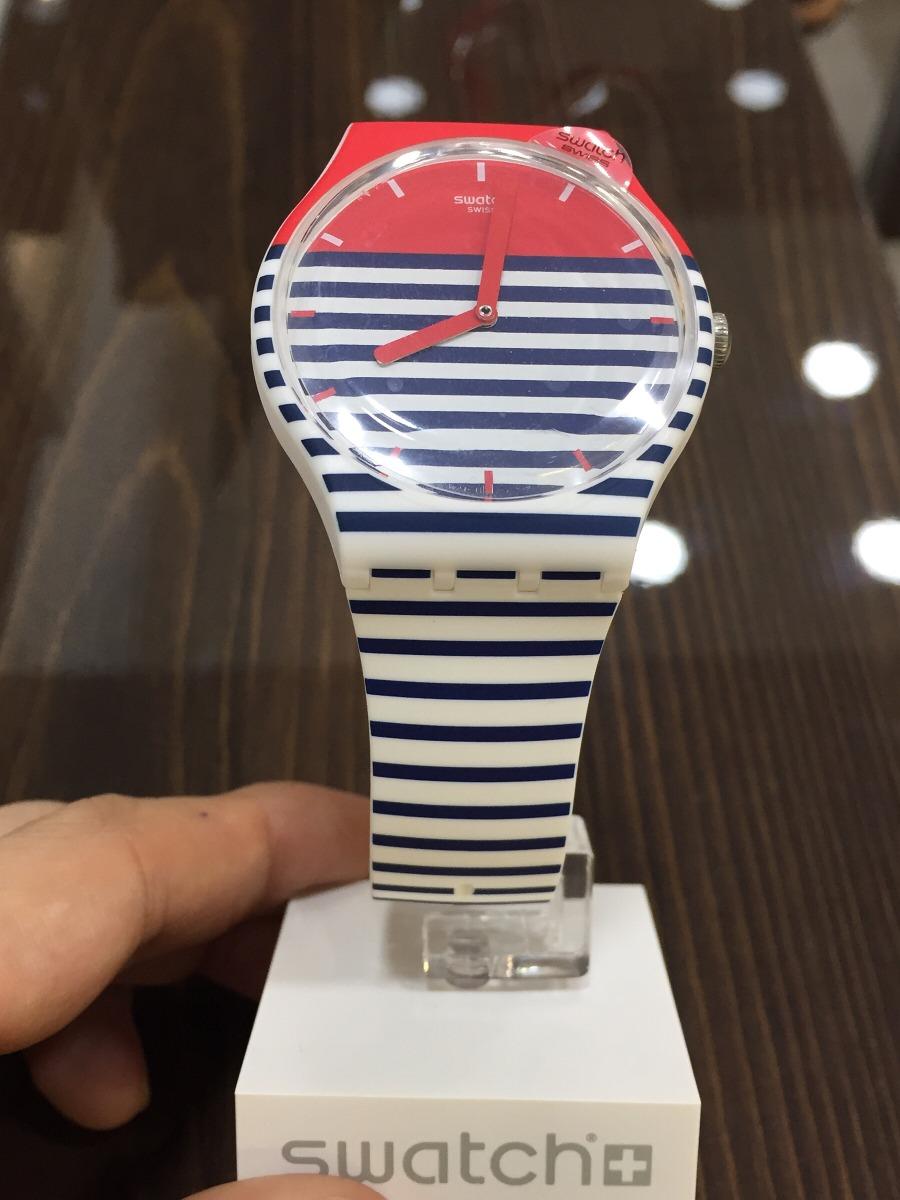Suow140 Reloj Nuevo Maglietta Swatch EHI2WD9