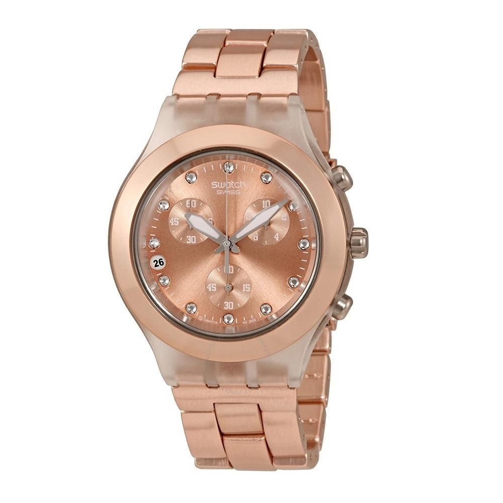 Swatch Bronce Para Unisex Reloj Svck4047ag Color H2DWE9I