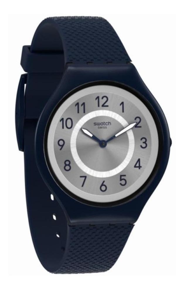 Reloj Unisex Skinnight Agente Swatch Suizo Svun101 Oficial nwvN0m8O