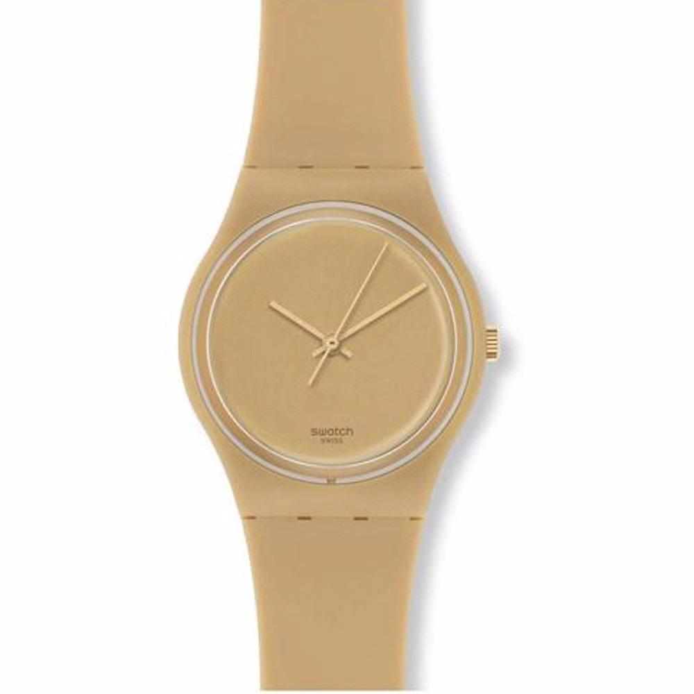 Reloj swatch mujer amarillo