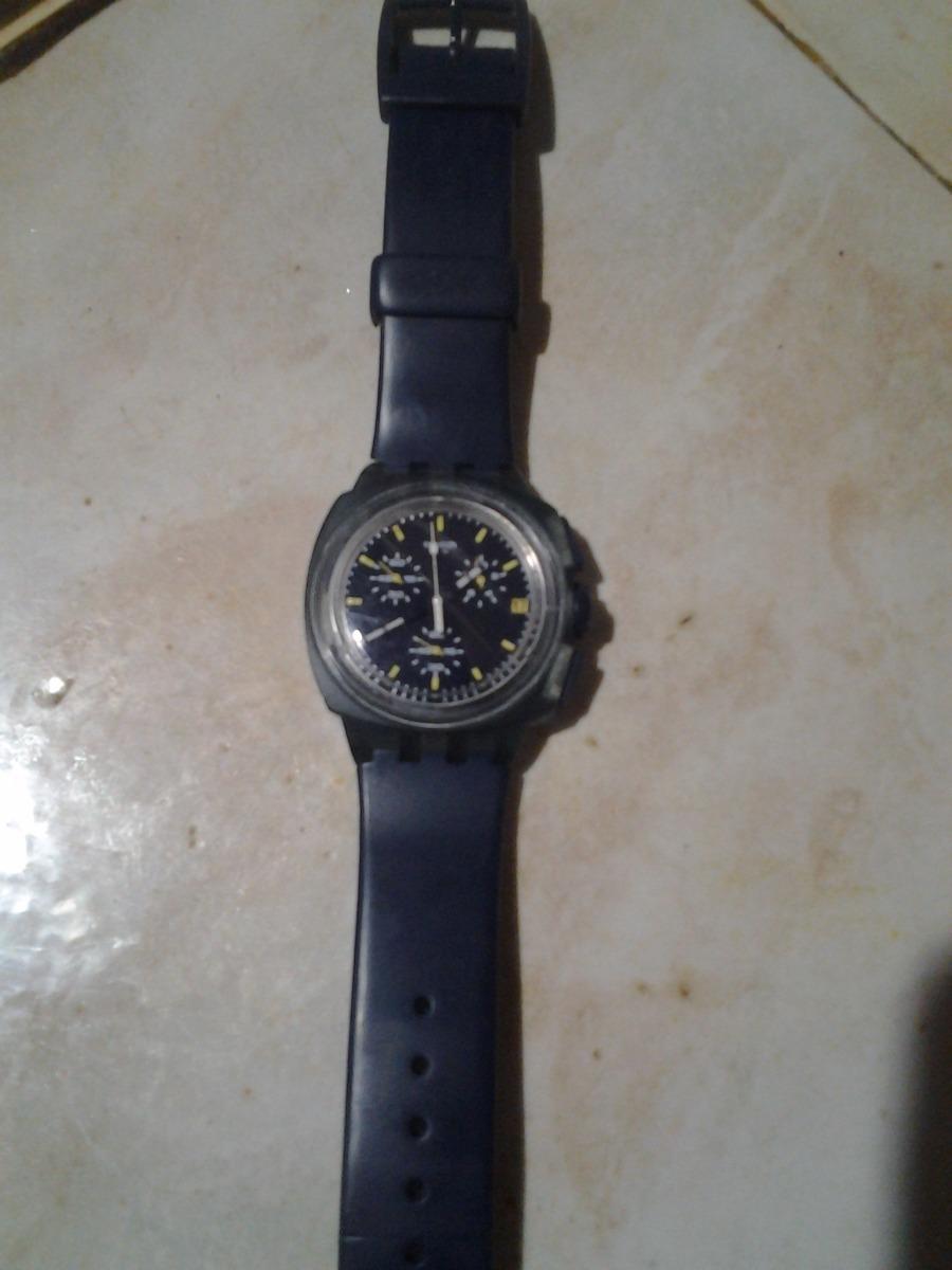 Original 2010 00 Año Bs150 Swatch Swiss Sr936sw Reloj y76bgf