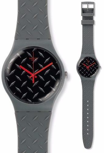 reloj swatch text-ure suom102 | original  envío gratis
