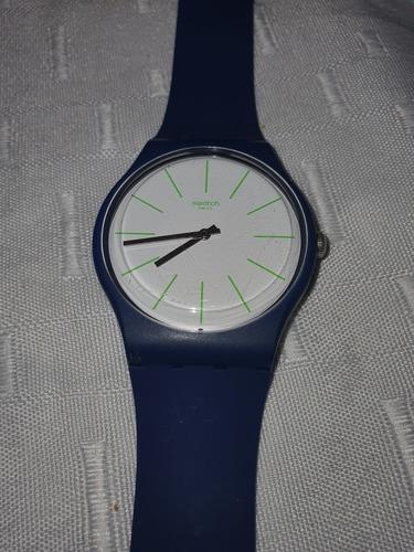 reloj swatch unisex sin uso