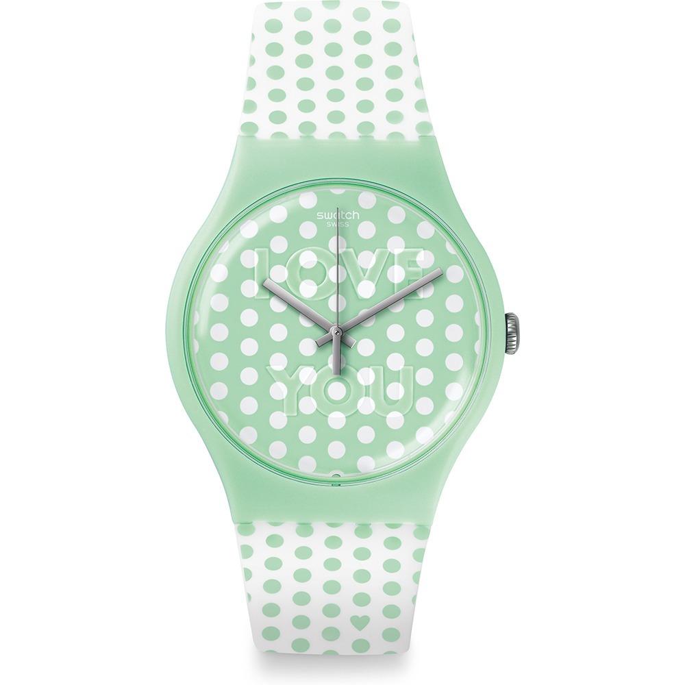 Love Excelente Mint 100 Reloj Swatch 00 Usado Estado2 ZkOXiuP