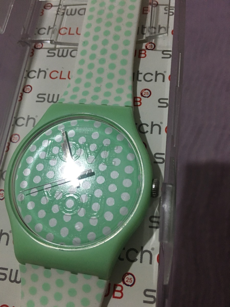 00 Mint Estado2 Excelente Reloj Swatch 100 Usado Love xeBodC