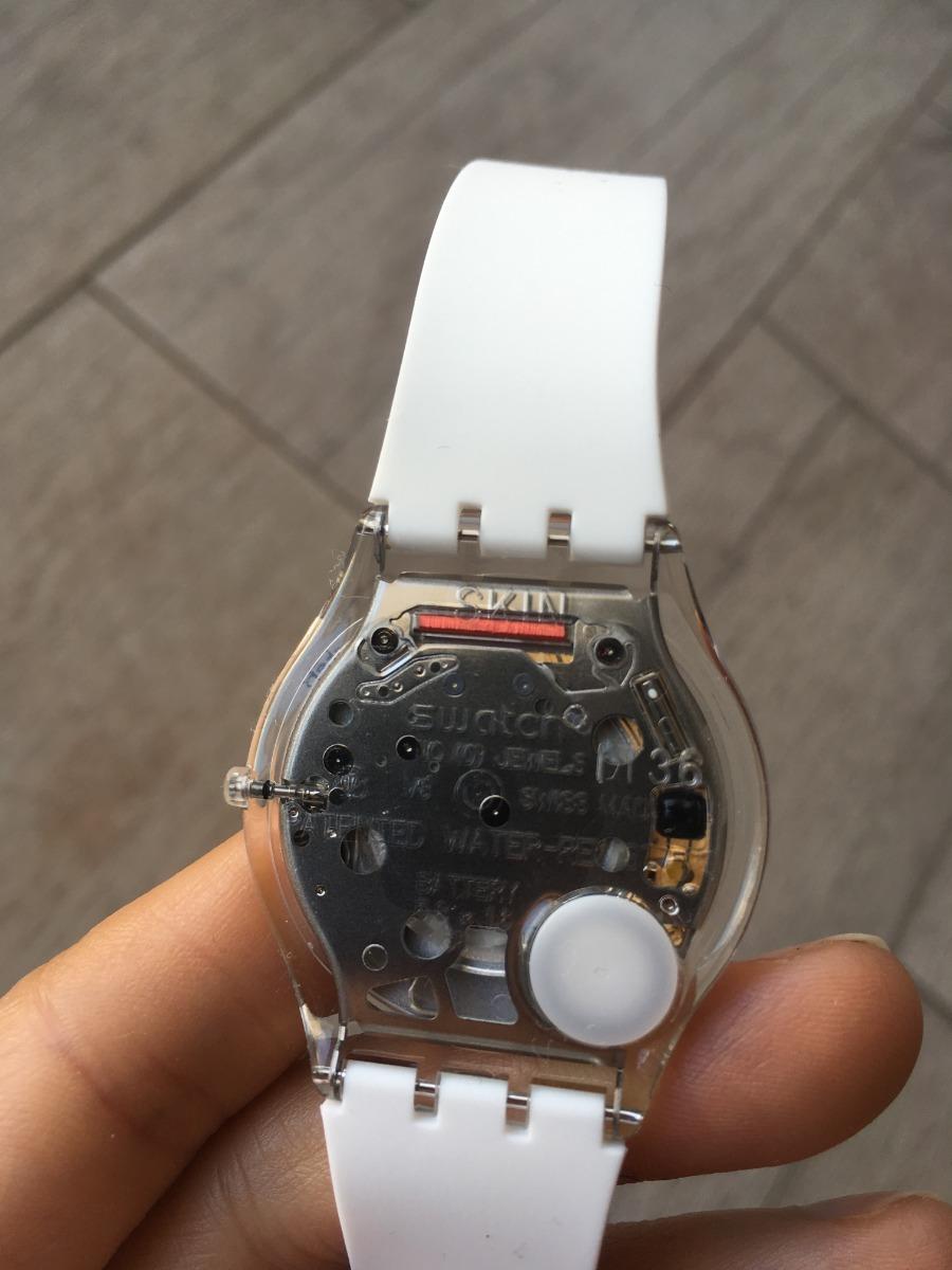 White White Classinesssfk360 Swatch Reloj Reloj Swatch Classinesssfk360 Reloj H29EDI