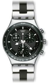 distribuidor mayorista ef8fe 26357 Reloj Swatch Ycs-410gx Irony Crono Hombre 100% Original