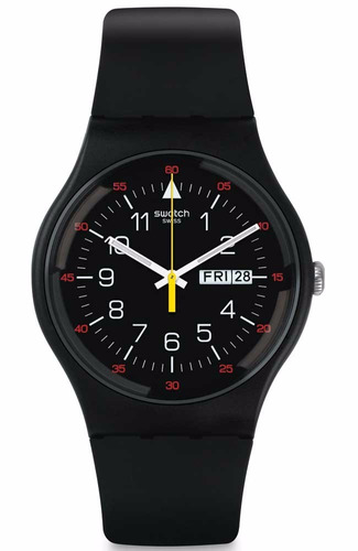 reloj swatch yokorace suob724   original envío gratis
