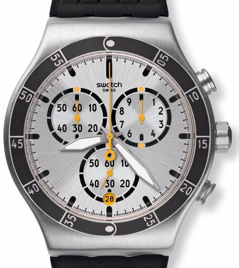 Original Reloj High Swatch 394 Oficial6 00 Hombre Jump Yvs420 q35L4jAR