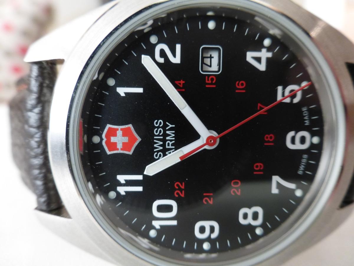 Reloj Victorinox Swiss Army - Garrison - 241083 - En Caja ... 6b6b607851e6