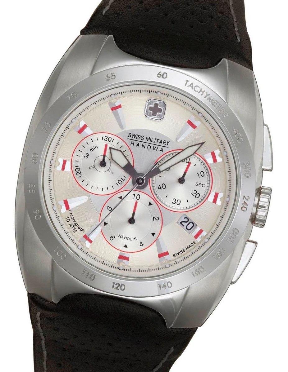 Atm Reloj Military 10 Swiss 2 Challenger Chrono 6409104002 iOlwTkZPXu