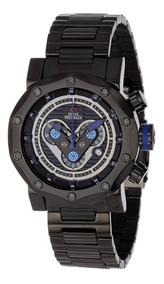 diseño de calidad d3a68 b5990 Reloj Swiss Precimax Vector Pro Cronografo Suizo Zafiro New