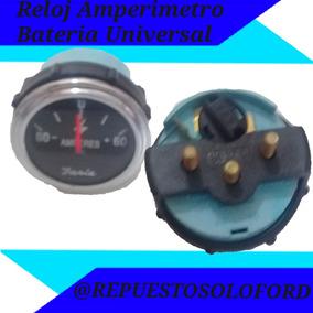Universal Amperimetro Reloj Bateria Bateria Universal Tacometro Amperimetro Reloj Tacometro Reloj Tacometro dxBorCe