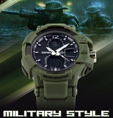 reloj táctico militar