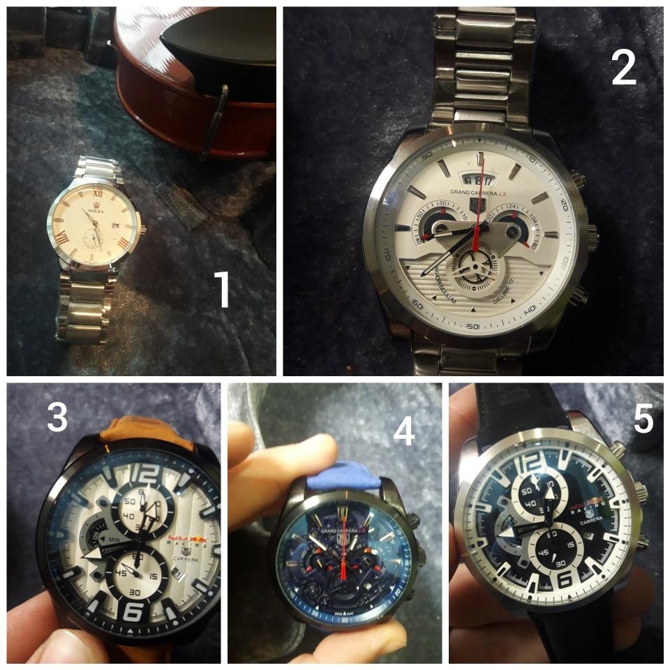 6028149a3 Reloj Tag A Pila Y Automatico - $ 6.990,00 en Mercado Libre