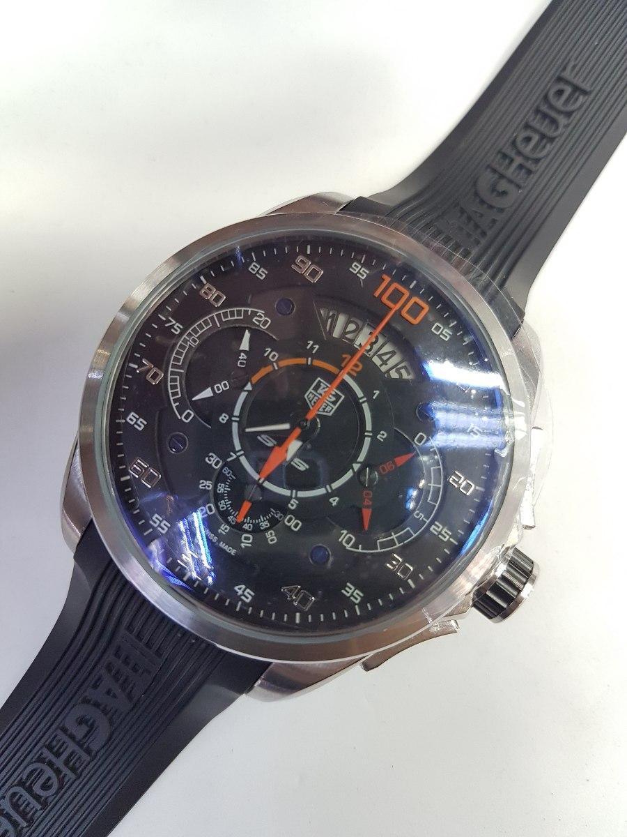 Carrera Caballero Tag Heuer 100 Funcional Reloj Para xrBedCo