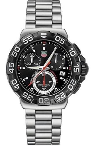reloj tag heuer cah1110 fórmula 1 chronograph