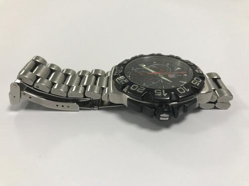 reloj tag heuer con cronometro