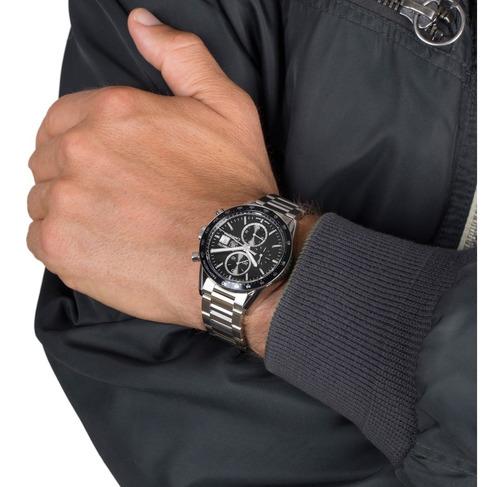 the latest 92c67 af5b1 Reloj Tag Heuer Cv201aj.ba0727 Carrera Calibre 16 41mm
