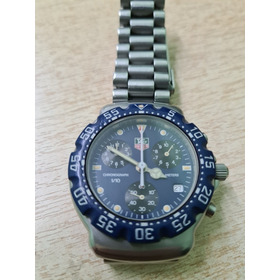 Reloj Tag Heuer F1 Ca 1210 Ro 200m Impecable.