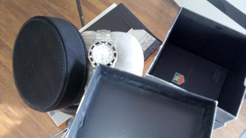 reloj tag heuer prof. 200m wm1311 acero inoxidable ofrezca