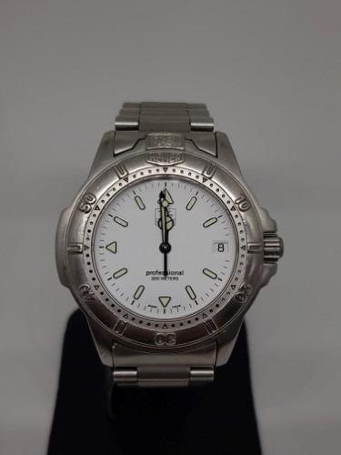 reloj tag heuer profesional 200 m. quartz