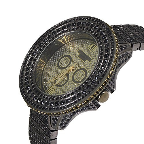 reloj techno king para hombre heart of stone series hidden g