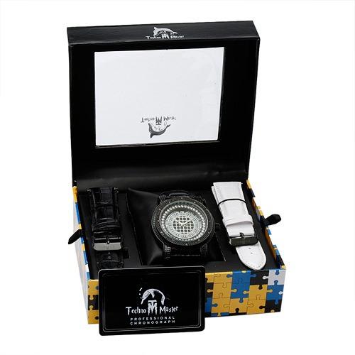 reloj techno master para caballero 02217540