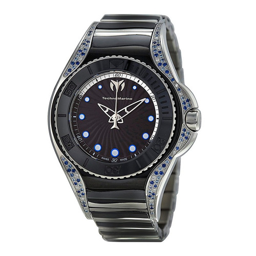 reloj technomarine blue manta 213005