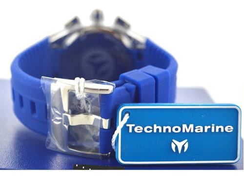 reloj technomarine cruise california tm-118121  acero inox