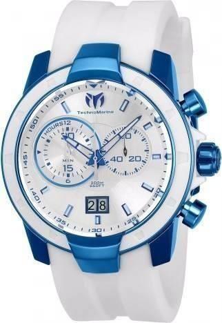 88f6a4639b95 Reloj Technomarine Tm-615009 Silicona Color Blanco Hombre -   1.649 ...