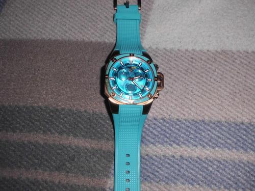 reloj  technosport cronografo