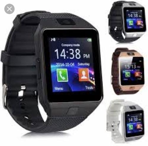 reloj telefono android smartwatch dz09 led bluetooth oferta