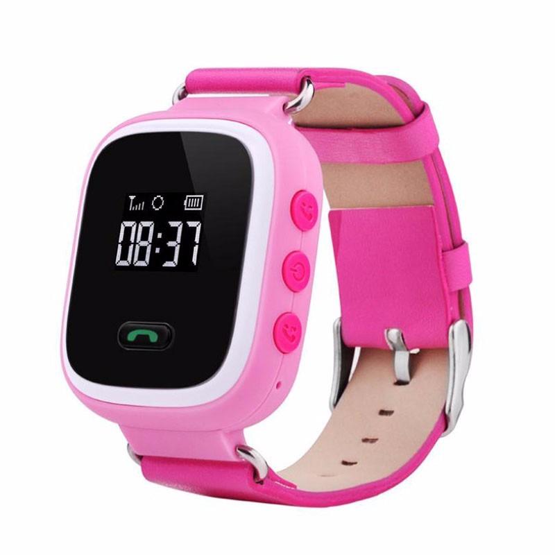 Reloj Teléfono Con Gps Para Niños. Q60 Wonlex