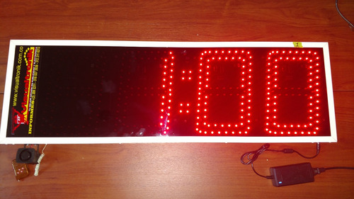 reloj temporizador intemperie