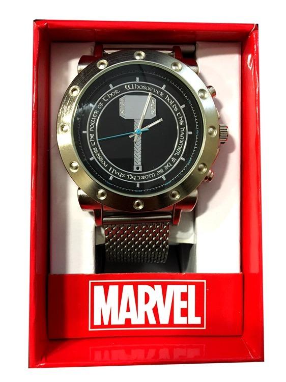 Reloj MetalNuevo Brazalete Silver Cerrado Thor Y wPX0O8nk
