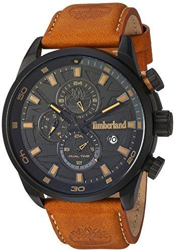 b4129c502d32 Reloj Timberland Henniker Ii  analógico Cuarzo Marrón -   70.900 en ...