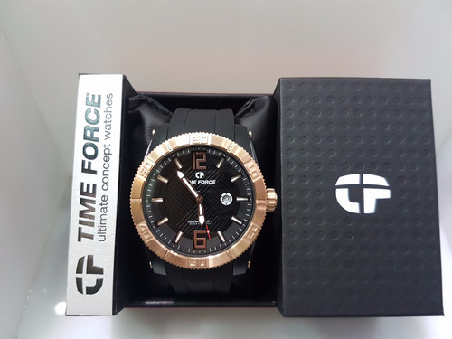 reloj time force hombre