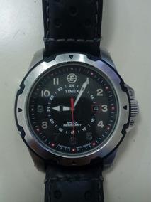 eabf1818f481 Reloj Timex Explorer Indiglo Sumergible Cuero - Reloj de Pulsera en ...